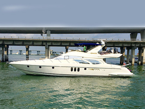 Used Azimut 62 Flybridge Motor Yacht For Sale