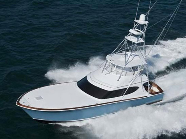 Used Hatteras 63 GT Sports Fishing Boat For Sale