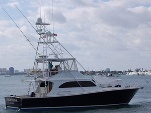 Used Lydia Yachts Sports Fishing Boat For Sale