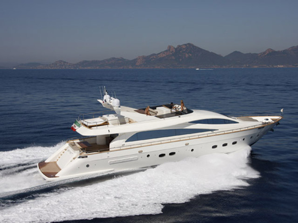 Used Amer Gruppo Permare Amer92 Motor Yacht For Sale