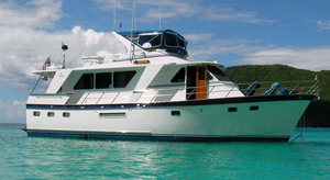 Used Defever Performance Offshore Cruiser Aft Cabin Boat For Sale