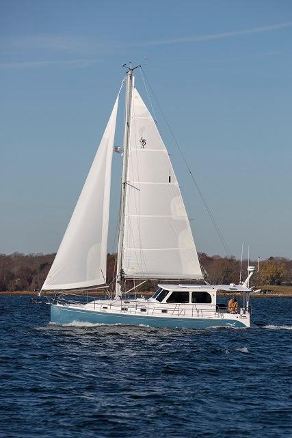 Used Shannon 38 HPS Motorsailer Sailboat For Sale