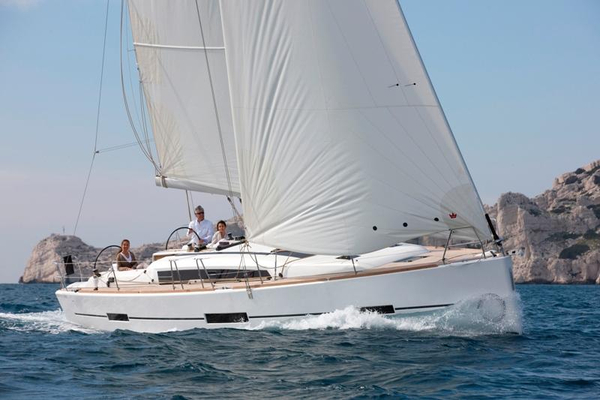 New Dufour 412 Cruiser Sailboat For Sale