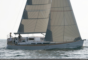 New Dufour 45E Performance Racer and Cruiser Sailboat For Sale
