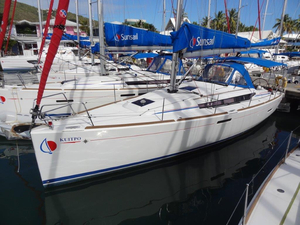 Used Jeanneau Sun Odyssey 379 Racer and Cruiser Sailboat For Sale
