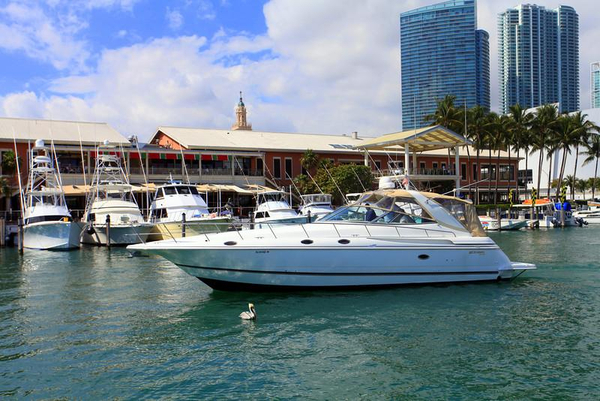 Used Cruisers Yachts Cruiser 4270 Cruiser Boat For Sale