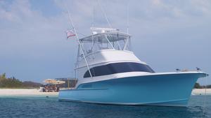 Used Carolina Rebellion Custom Sports Fishing Boat For Sale