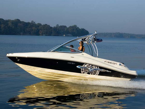 Used Sea Ray 210 Select Fission Bowrider Boat For Sale