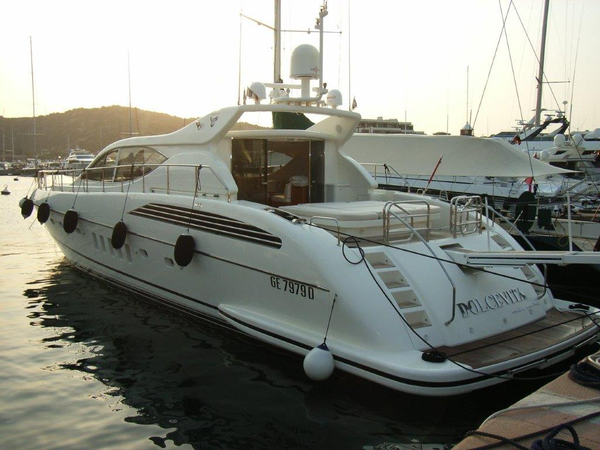 Used Leopard 24 Motor Yacht For Sale