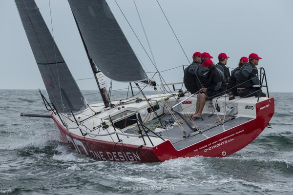 New C & C Yachts 30 One Design Racer Sailboat For Sale