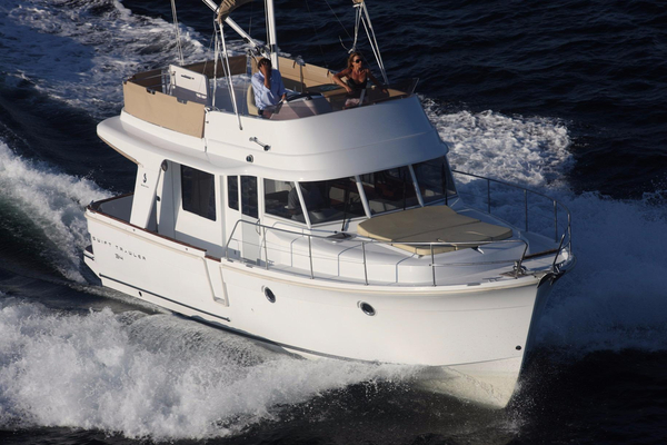 New Beneteau Swift Trawler 34 Motor Yacht For Sale