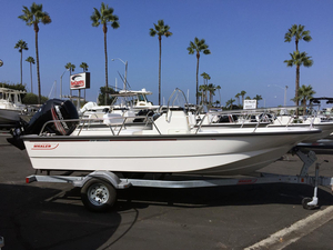 New Boston Whaler 170 Montauk Center Console Fishing Boat For Sale