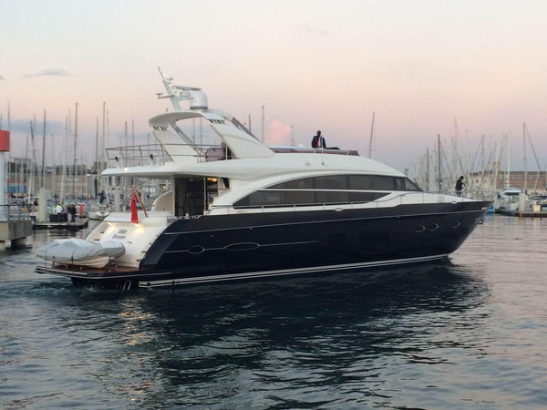 Used Princess 82 Motor Yacht For Sale