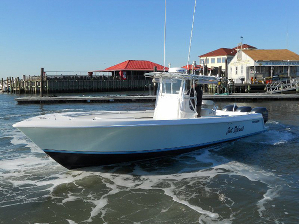 Used Contender Center Console Sportfish Sports Fishing Boat For Sale