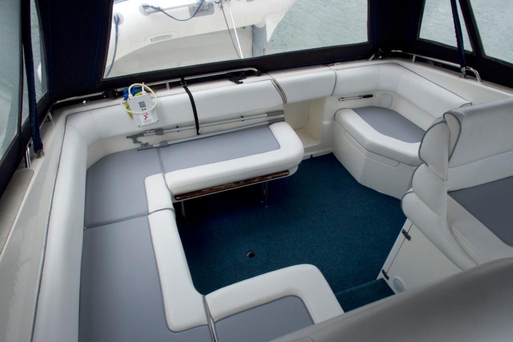 1993 used sealine 330 ambassador motor yacht for sale  u00a349 950 weymouth  england moreboats com volvo penta kad 42 manual Volvo Manual Transmission