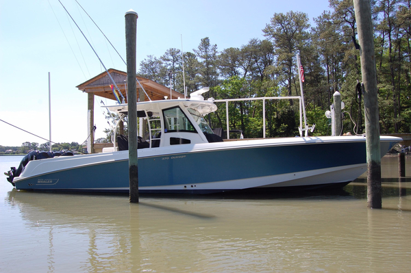 Used Boston Whaler 370 Outrage, Loaded! Saltwater Fishing Boat For Sale