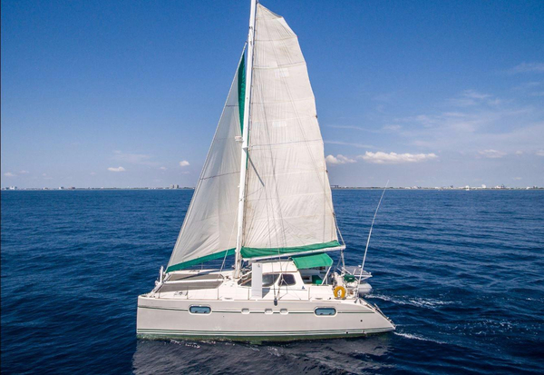 Used Catana 471 Owner's Version Catamaran Sailboat For Sale