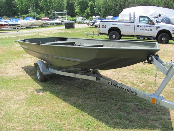 New Alumacraft MV1648-20 Freshwater Fishing Boat For Sale