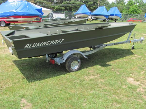New Alumacraft MV1448-15 Freshwater Fishing Boat For Sale