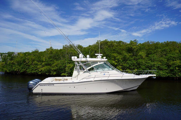 Used Grady White Express Sports Fishing Boat For Sale