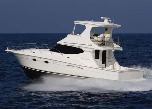 Used Silverton 45 Convertible Motor Yacht For Sale