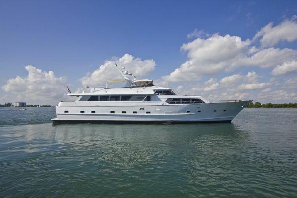 Used Broward Motoryacht Motor Yacht For Sale