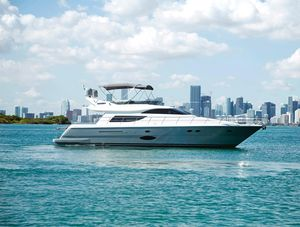 Used Uniesse 58 Fly Motor Yacht For Sale
