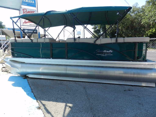 New Sweetwater Premium Edition 200 Pontoon Boat For Sale