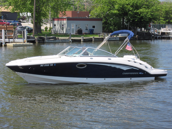 Used Chaparral 244 Sunesta Bowrider Boat For Sale