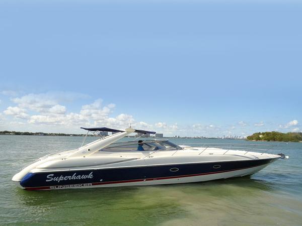 Used Sunseeker Superhawk Motor Yacht For Sale