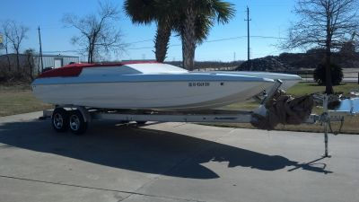 Used Hustler 25 Cat High Performance Boat For Sale