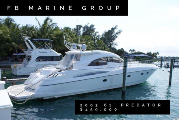 Used Sunseeker 61 Predator Motor Yacht For Sale