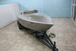 Used Porsche 28F High Performance Boat For Sale
