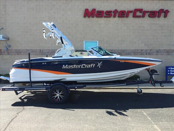 New Mastercraft X2 Ski and Wakeboard Boat For Sale