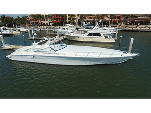 Used Cary Express Motor Yacht For Sale