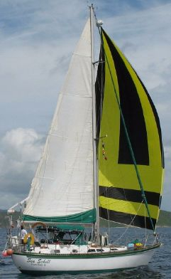 Used Tayana Vancouver 42 Cc Cruiser Sailboat For Sale