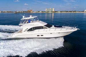 Used Sea Ray 580 Sedan Bridge Motor Yacht For Sale