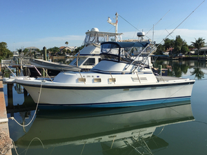 Used Albin 32 Sportfisher Express Cruiser Boat For Sale