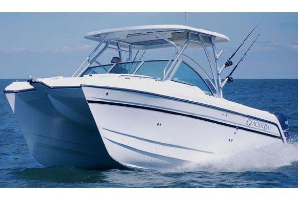 Used Glacier Bay 2740 Dual Console Cruiser Boat For Sale