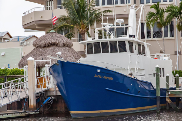 Used Custom Pilothouse/Trawler Pilothouse Boat For Sale