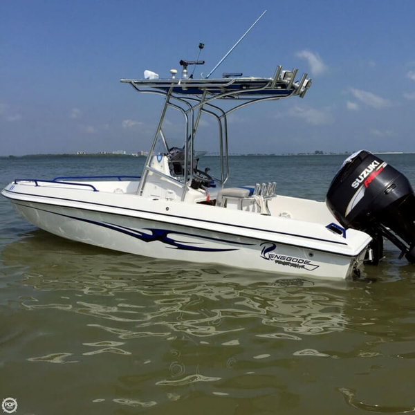 Used Renegade 21 Open Fisherman Bay Boat For Sale
