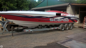 Used Wellcraft Scarab 31 High Performance Boat For Sale