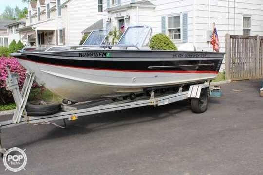 Used Sylvan 19 Super Sportster Bowrider Boat For Sale