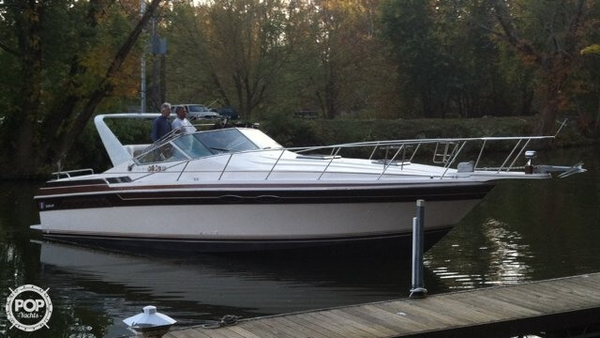 Used Wellcraft 3400 Grand Sport Express Cruiser Boat For Sale