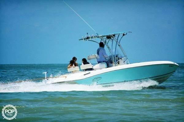 Used Spectre 26 Center Console Fishing Boat For Sale