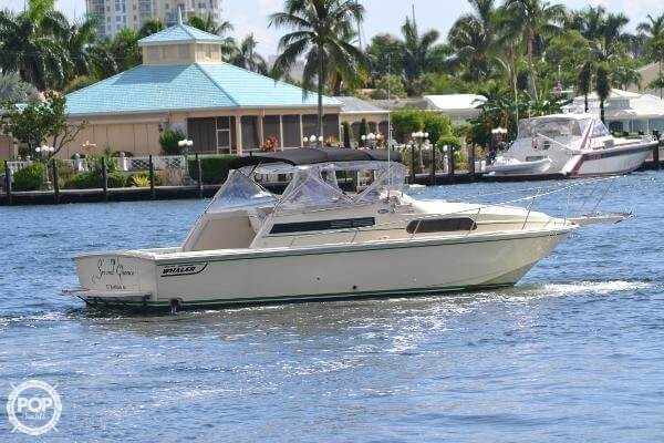 Used Boston Whaler 31 Express Cruiser Boat For Sale