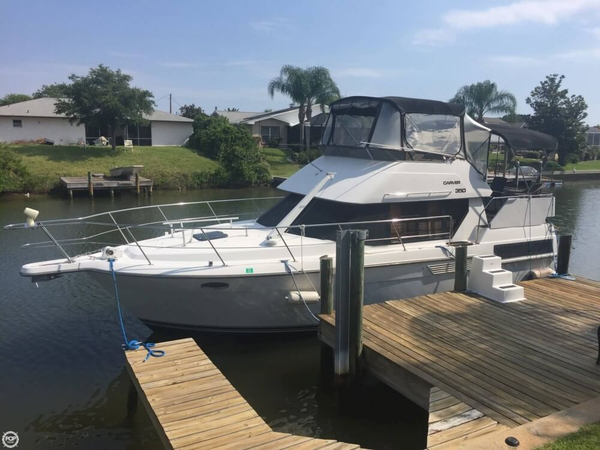 Used Carver 350 Aft Cabin Aft Cabin Boat For Sale