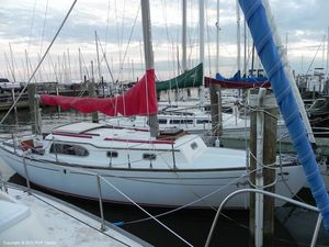 Used Columbia 29 S & S Mark II Sloop Sailboat For Sale