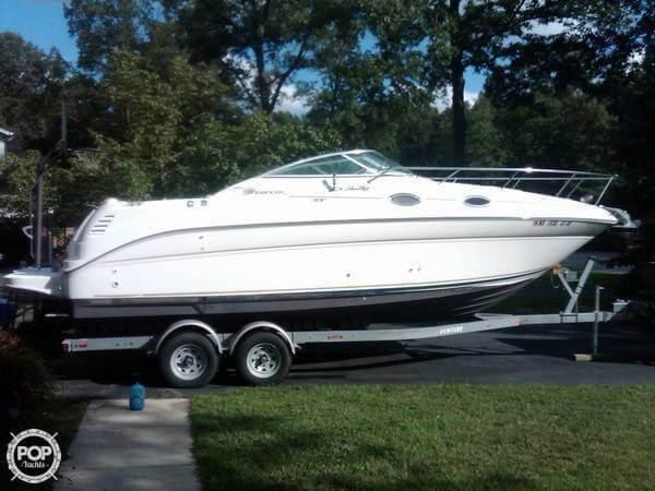 Used Sea Ray 26 Express Cruiser Boat For Sale