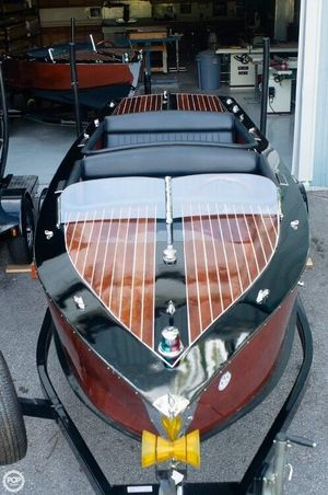 Used Mahogany Heart Throbs 15 Runabout Boat For Sale